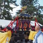 ずいき祭 神幸祭