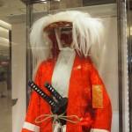 大丸 時代祭装束展示 10月