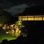 二条城 二の丸御殿内の夜間公開 10月