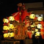 三栖神社 神輿