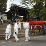粟田祭 御神霊渡御祭 10月