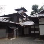 旧三井家下鴨別邸 10月
