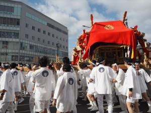 春日祭 神輿渡御祭