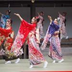 京小町踊り子隊