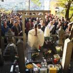 京都霊山護国神社 龍馬祭 11月