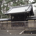 京都仙洞御所 12月31日