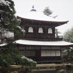 銀閣寺 12月